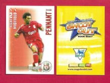 Liverpool Jermaine Pennant England (SO07)